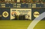 Expos old timers 1994